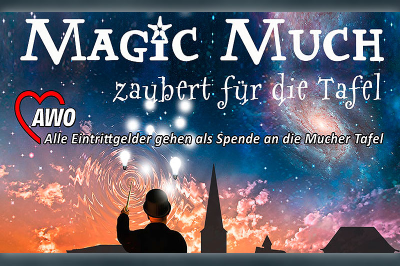 Magic Much am 17. und 18.10.2015